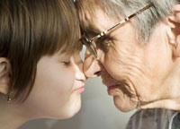 бабушки и дедушки, воспитание внуков
