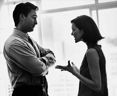 причины конфликтов мужчины и женщины