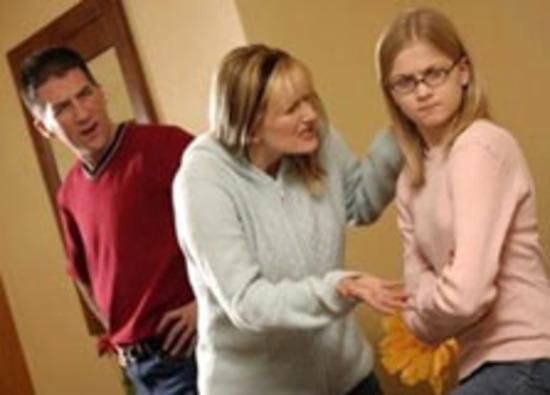 учимся ладить с родителями